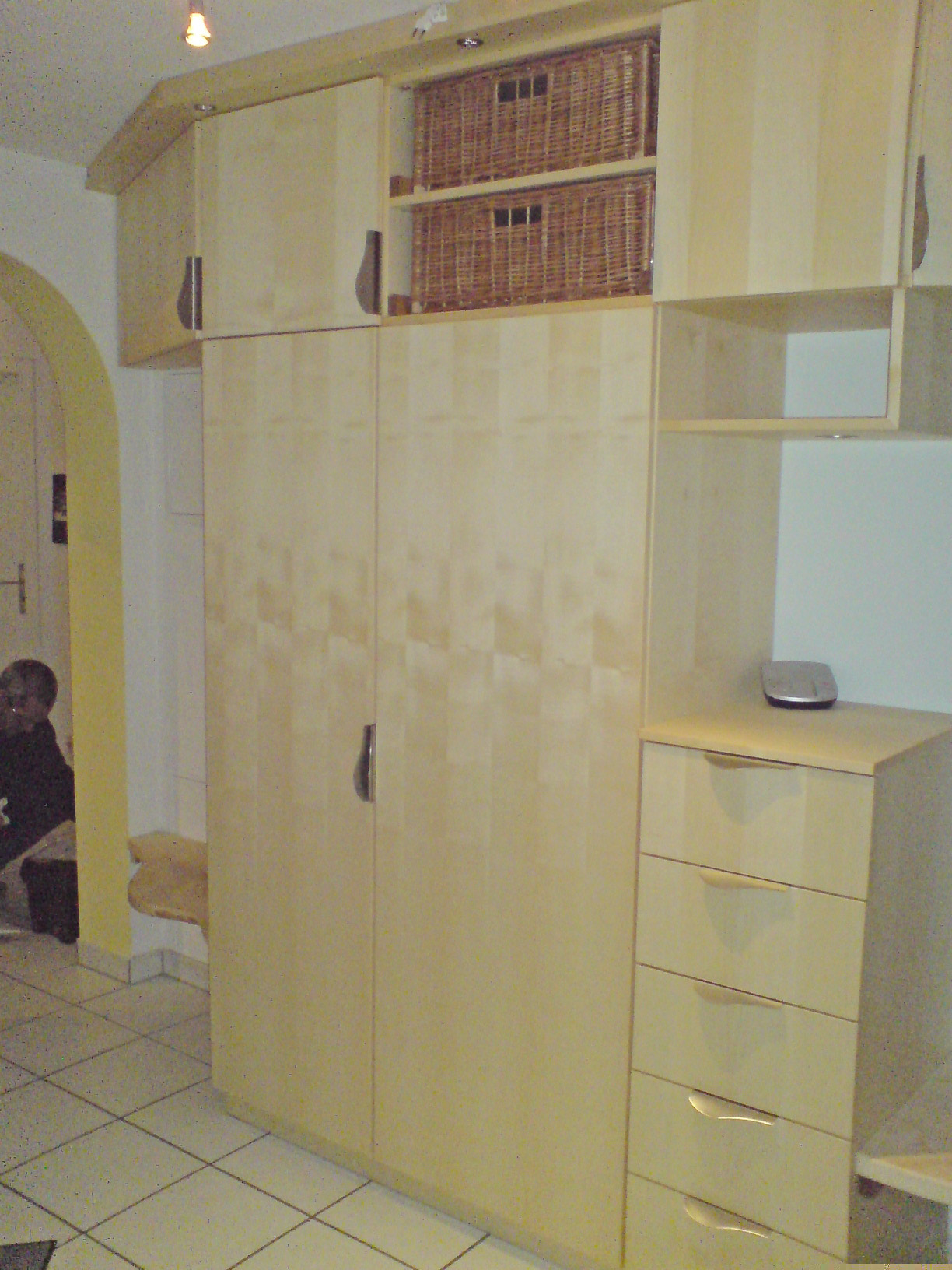 Garderobe christian holzapfel for Christian holzapfel