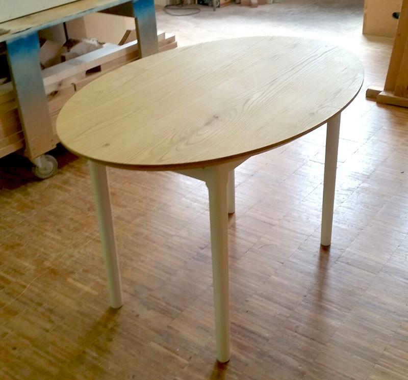Tisch ausziehbar christian holzapfel for Christian holzapfel